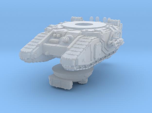 6mm Claymore Superheavy Sci-Fi Tank