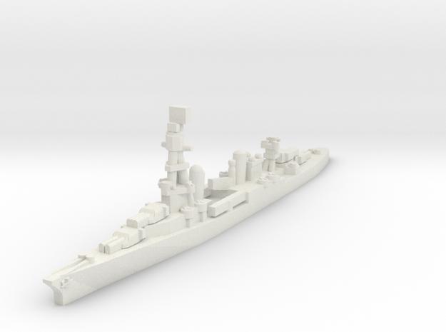 Pensacola class cruiser 1/1800 in White Strong & Flexible