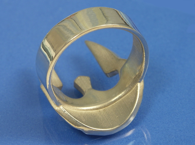 Spartan Ring Size US12 3d printed