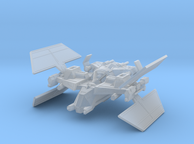 Razorwire Imperial Bomber (1/270) in Smooth Fine Detail Plastic