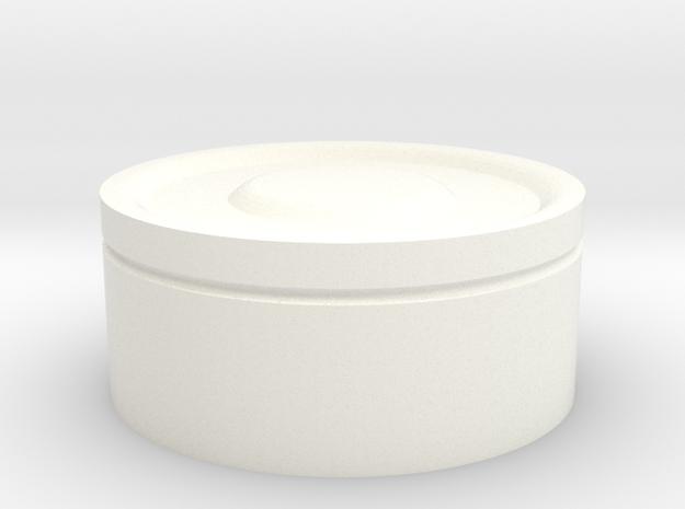 Turo in White Processed Versatile Plastic