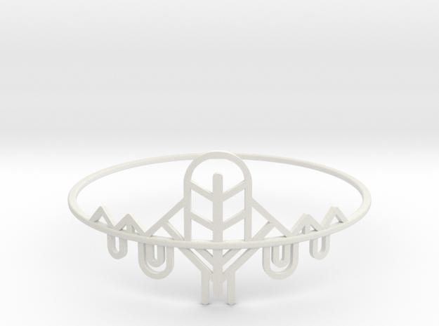 Api_I in White Strong & Flexible