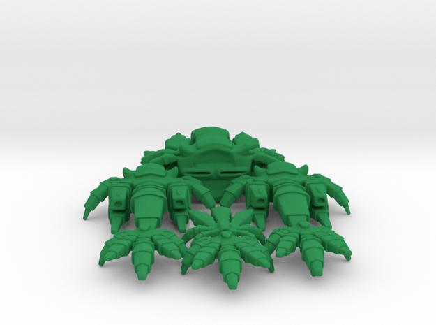Planta Ship Set (Eclipse) in Green Processed Versatile Plastic