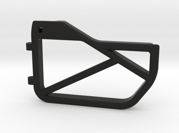 1/10 Scale Jeep door (Left side) in Black Natural Versatile Plastic