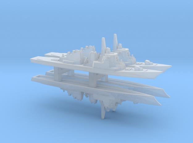 Kongo-class Destroyer x 4, 1/6000
