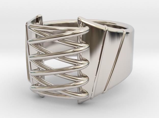 Corset Ring - US 08