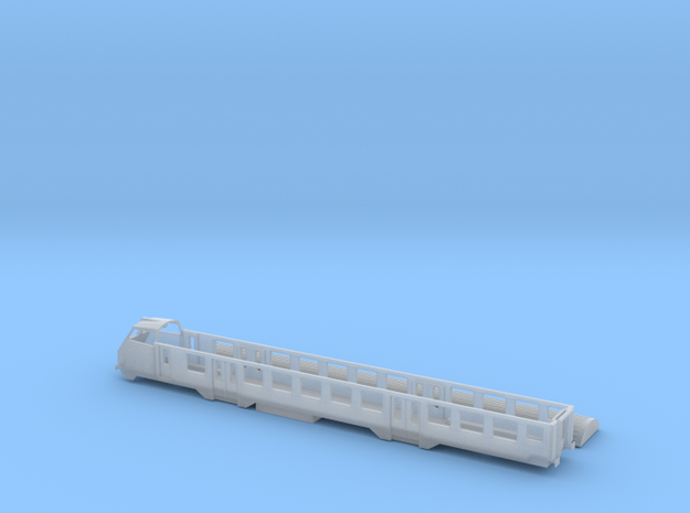 FS MDVC Semipilota 3d printed