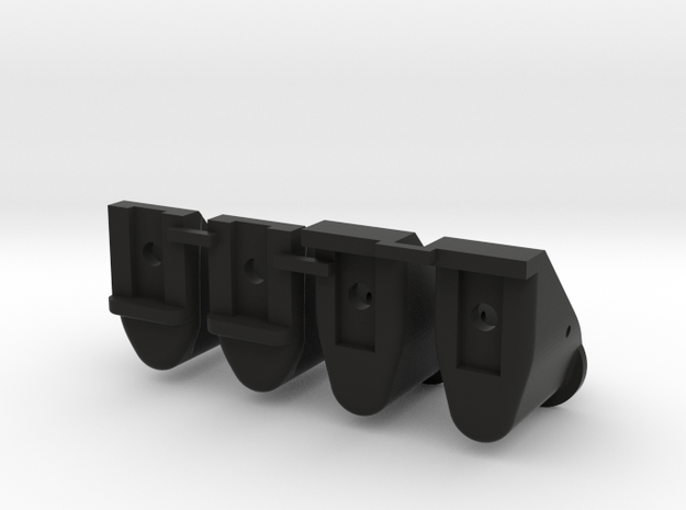 Tamiya Midnight Pumpkin Body Mounts