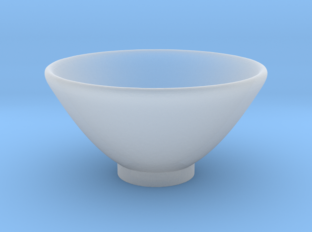 Bowl Hollow Form 2016-0006 various scales