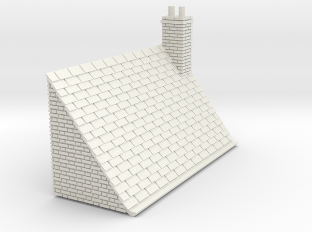 Z-152-lr-comp-l2r-level-roof-rc-rj in White Natural Versatile Plastic