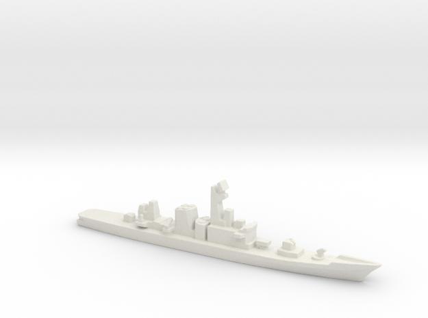 Hatakaze-class destroyer, 1/2400 in White Strong & Flexible