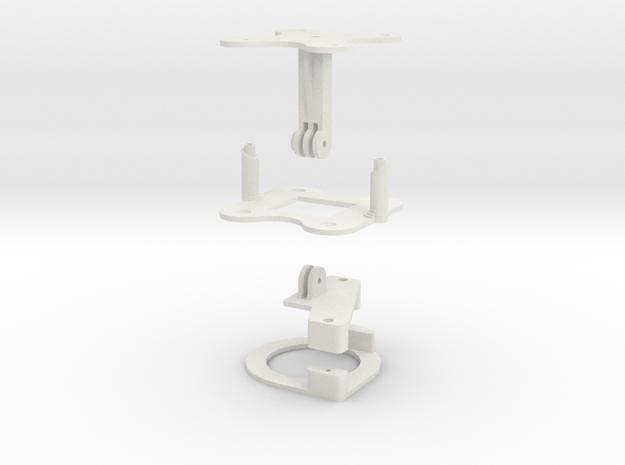 IRIS+ Sony RX100 III Tilt Mount in White Strong & Flexible