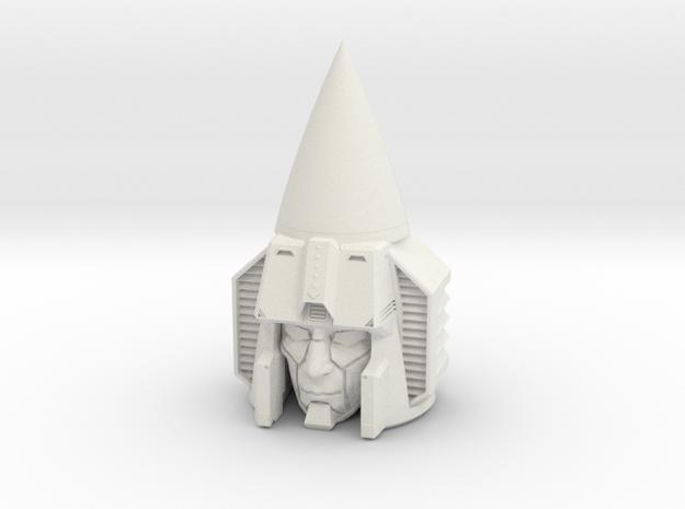 """""""Seeker"""" custom 1:6th scale head"""
