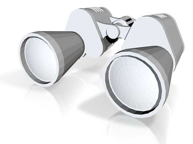 1/10 Scale Full Size Binoculars 3d printed