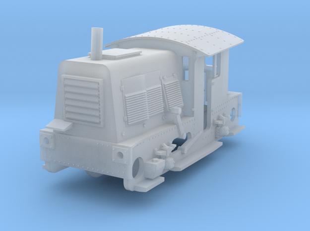 N SIK locomotor 200-300 met schade (statisch model