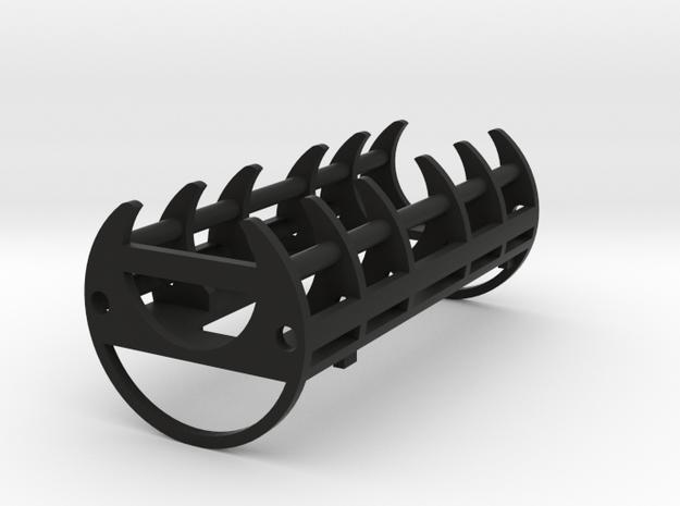 """1.24"""" 18650/Igniter 2/SC 2/S2 Holder in Black Strong & Flexible"""