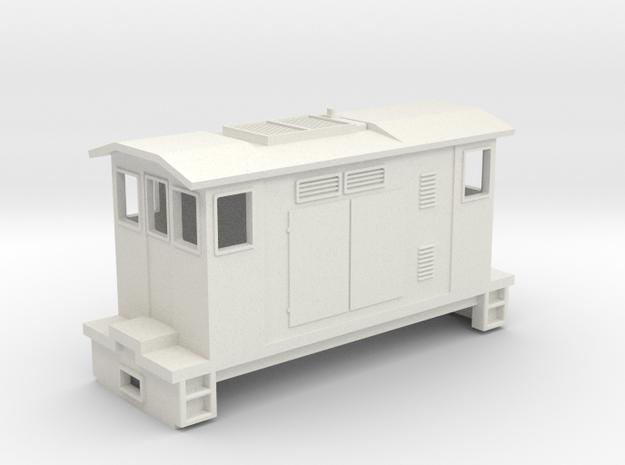 "HOn30 Boxcab Locomotive (""Maud"" V1)"