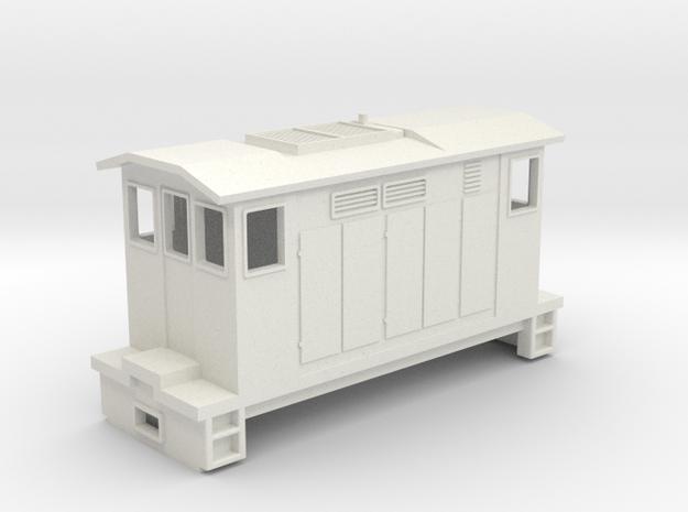 "HOn30 Boxcab Locomotive (""Maud"" V2)"