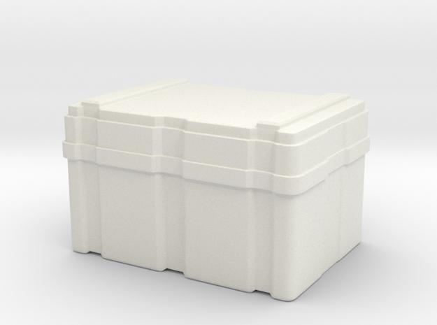 SULACO Cargobox Big 1:32 in White Natural Versatile Plastic