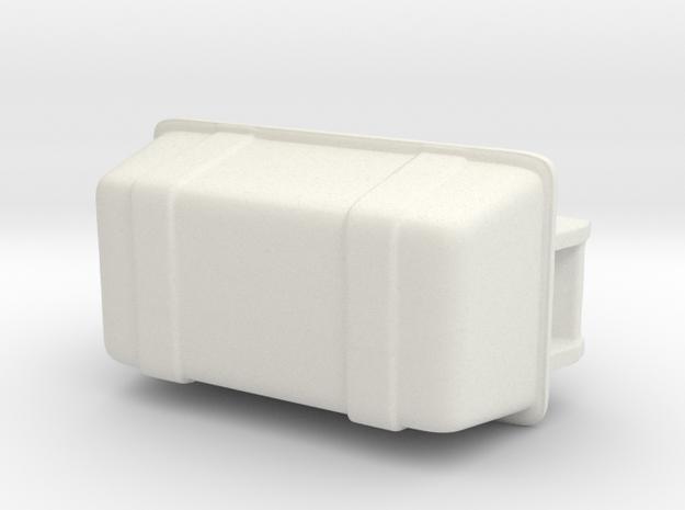 Sharkbox Nostromo 1:6 in White Natural Versatile Plastic