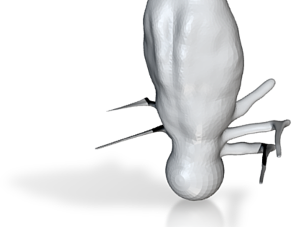 ant new 3d printed