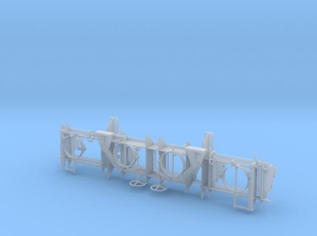 UT722 anchorwinch (part 1) in Smooth Fine Detail Plastic