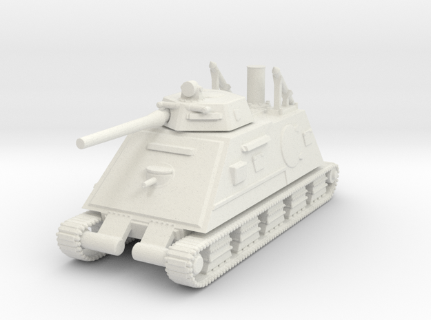 12Prussia DD 15mm X1 in White Strong & Flexible