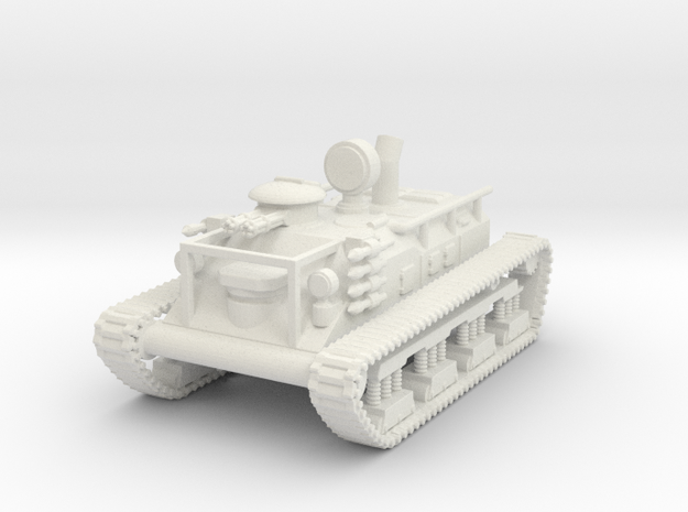 23TripleE LightTank 15mm X1 in White Strong & Flexible