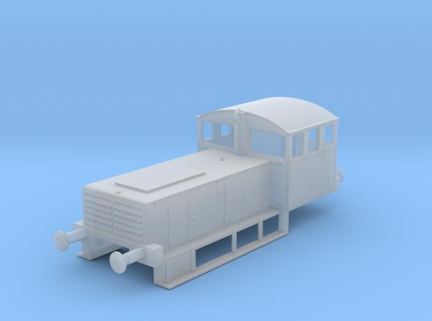 SJ litt Z3 Modern - 1:160 (N) in Smoothest Fine Detail Plastic