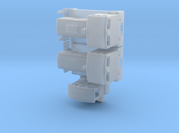 V10B, V15B, Breuer Schienentr. (1/200) für Spur Z