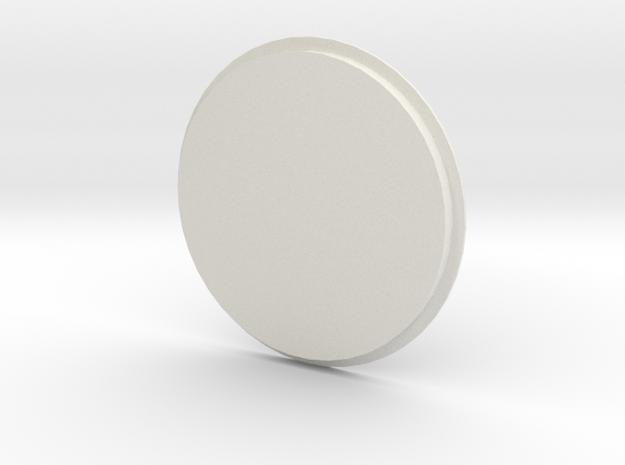 Bottom Mosquito Summer Pig ver.1 in White Natural Versatile Plastic