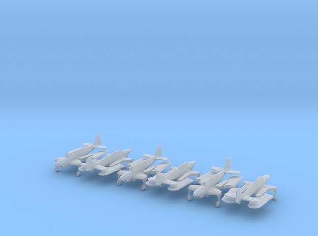 1/350 Fairey Fulmar 1 Stowed