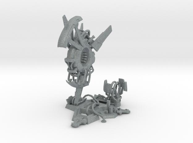 Sci-fi space ship miniature  3d printed
