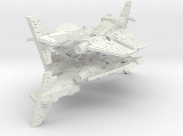 6mm DarkClaw Fighter-Bomber (4pcs)