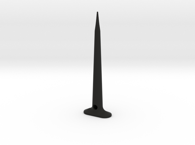 Pax Tool in Black Natural Versatile Plastic