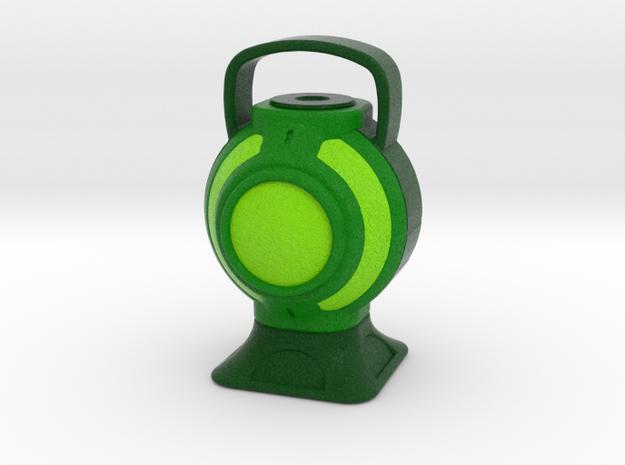 Green Lantern Battery in Full Color Sandstone