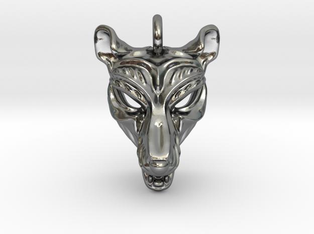 Thylacine (tasmanian tiger) Pendant