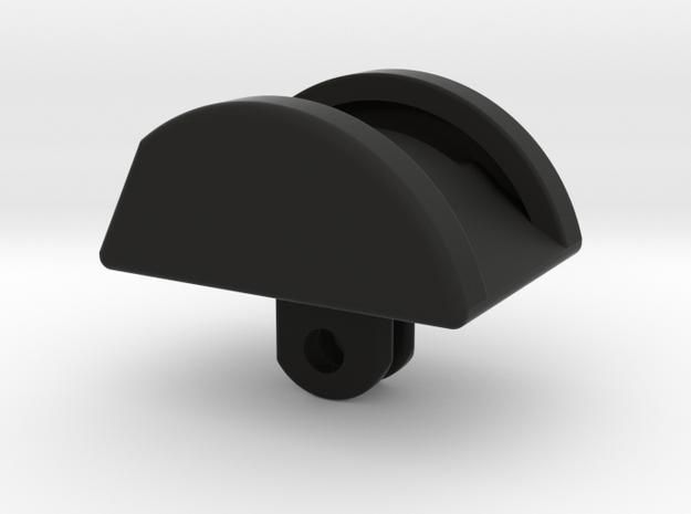 NiteRider Pro Angle / GoPro Mount in Black Natural Versatile Plastic