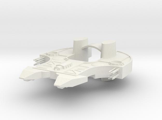 Asgard Daniel Jackson 150mm in White Natural Versatile Plastic