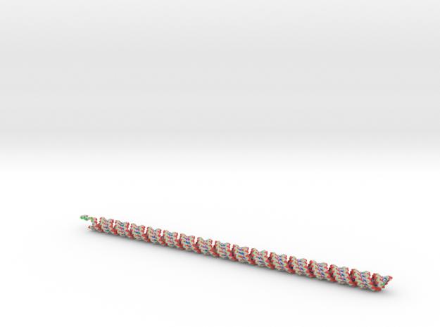 Dna170bps with Ligand 20cm Color  in Full Color Sandstone