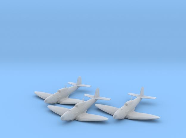 Heinkel He 112B 1:200 x3 FUD