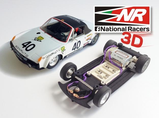 3D chassis - SRC Porsche 914/6 GT (SW/Inline)