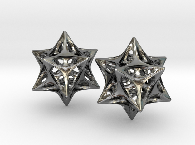 Softened Stellated Dodecahedron Star