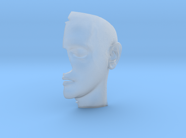 Subject 3f | Left Face