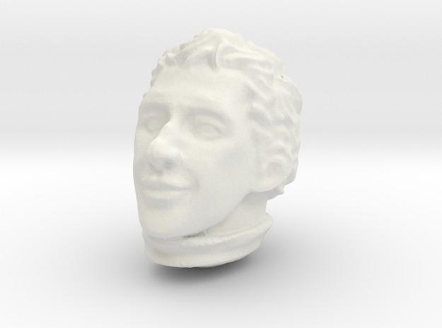 1/12 Ayrton Senna Head Sculpt