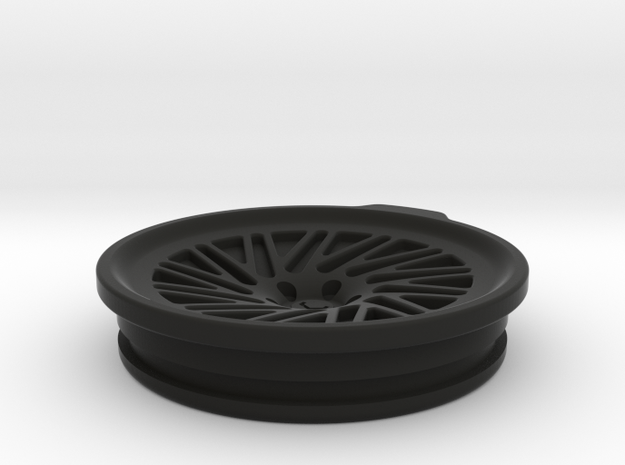 Yeti 30oz Cup Lid Vossen LC105 Sealed in Black Natural Versatile Plastic