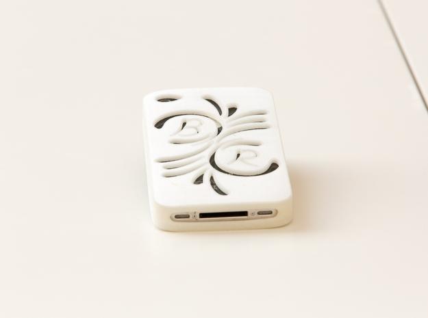 IPhone 4 Case 3d printed iPhone 4 case