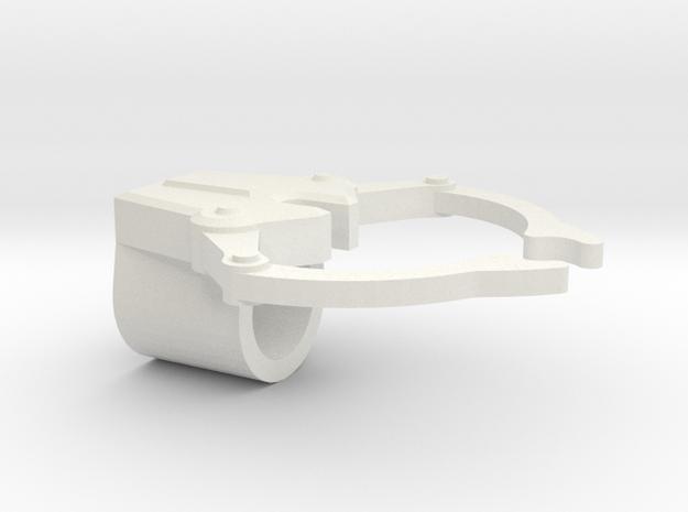 CCHAMP in White Natural Versatile Plastic