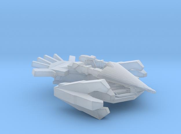 Royal Falcons Flightless Sky Bike in Smooth Fine Detail Plastic