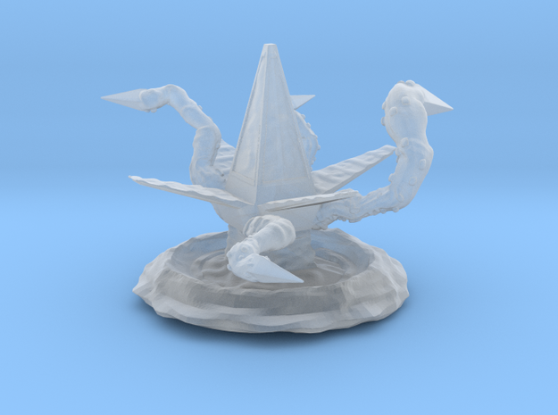 Swarm Obelisk in Smooth Fine Detail Plastic